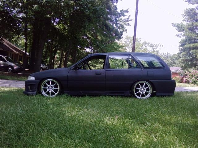 Any Body Kits For A Escort Wagon Ford Escort Owners