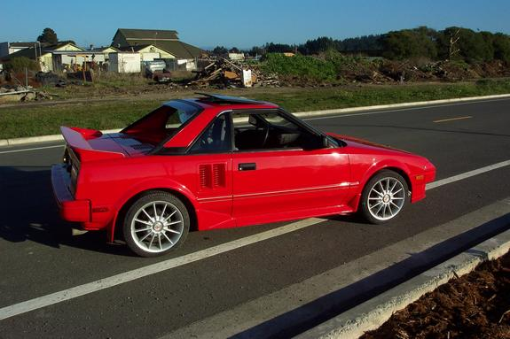 CpuZapper 1986 Toyota MR2 4301670