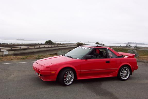 CpuZapper 1986 Toyota MR2 4301674