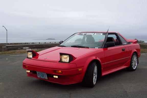 CpuZapper 1986 Toyota MR2 4301676