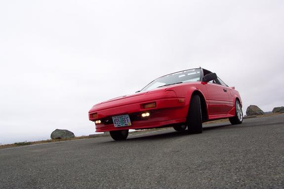 CpuZapper 1986 Toyota MR2 4301677