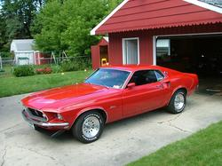 MW69stangs 1969 Ford Mustang