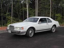 cadillac84s 1986 Lincoln Mark VII
