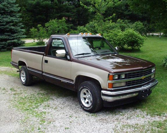 Another fliptraczer 1988 Chevrolet C/K Pick-Up post... - 4306879