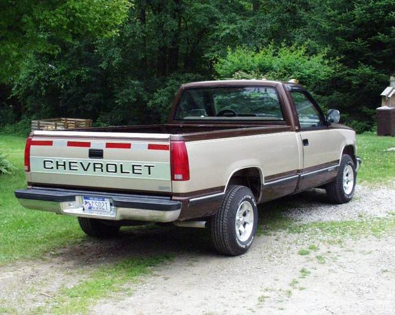 Another fliptraczer 1988 Chevrolet C/K Pick-Up post... - 4306881