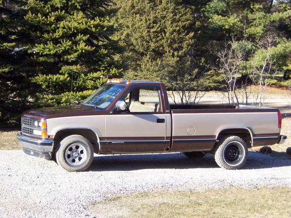 fliptraczer 1988 Chevrolet C/K Pick-Up