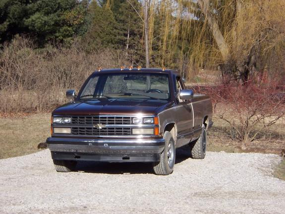 Another fliptraczer 1988 Chevrolet C/K Pick-Up post... - 4306893