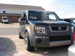 escoment 2004 Honda Element