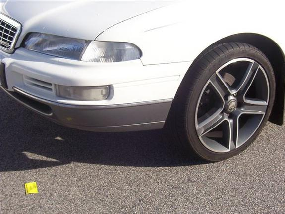 Another st8tesman 1996 Holden Commodore post... - 4308437