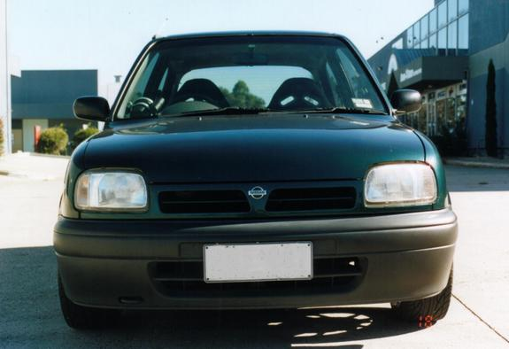 clw4282 1995 nissan micra specs photos modification info at cardomain. Black Bedroom Furniture Sets. Home Design Ideas