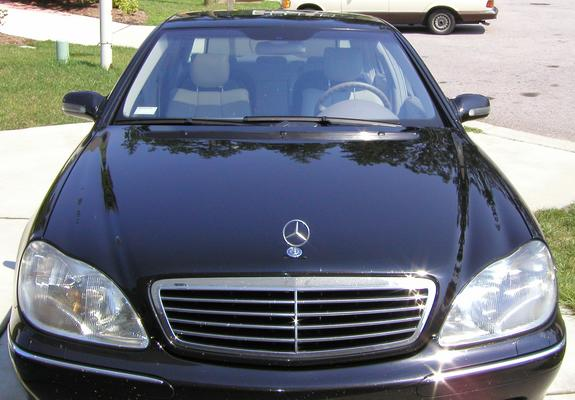 Another freedom777 2002 Mercedes-Benz S-Class post... - 4309760