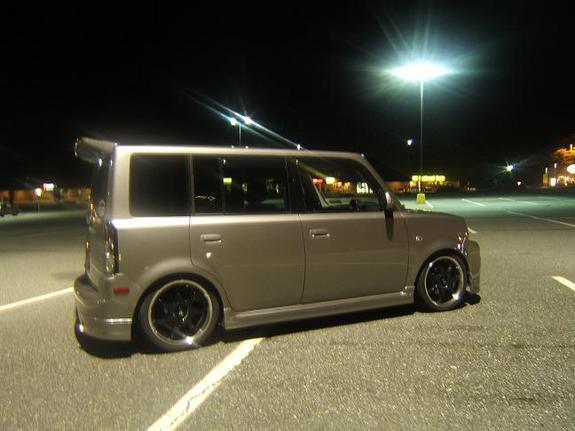 slammed04xb 2005 scion xb specs photos modification info. Black Bedroom Furniture Sets. Home Design Ideas