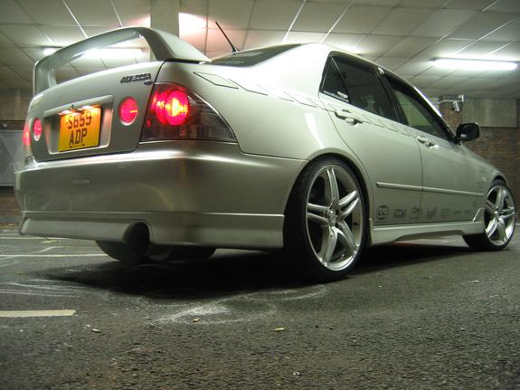Another Altezza81 1998 Lexus IS post... - 4315146