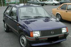 Roaddeamons 1986 Opel Corsa