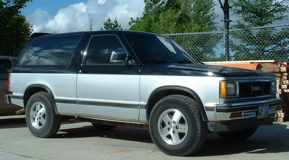 Klymbo's 1988 GMC Jimmy