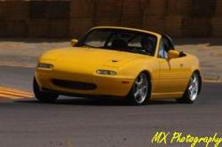 scannons 1992 Mazda Miata MX-5