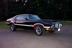 wheelboy96s 1972 Oldsmobile 442