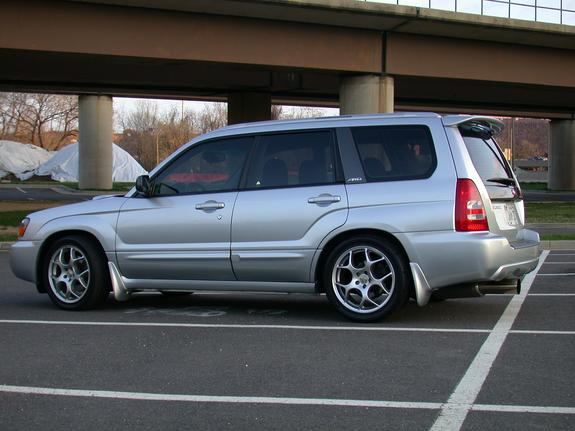 Drnwagn 2004 Subaru Forester Specs Photos Modification