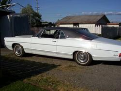 1968 Mercury Grand Marquis