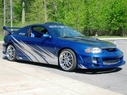 04bluecavs 2004 Chevrolet Cavalier