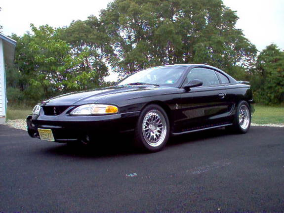 Southjerseystang 1994 Ford Mustang Specs Photos