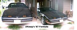 Another 2Krazy 1987 Pontiac Firebird post... - 4329940