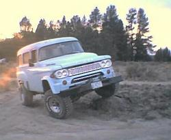 63TWPW 1963 Dodge Power Wagon