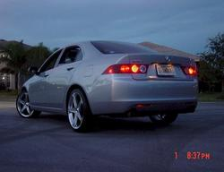 Acura  2004 on Keviekev S 2004 Acura Tsx Page 2 In Tampa  Fl