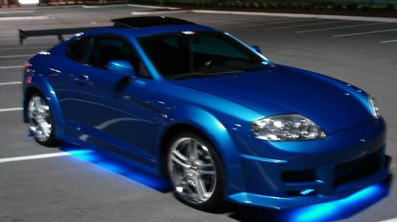 Built2fast 2004 Hyundai Tiburon Specs  Photos