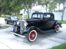 LennyArmstrong 1933 Chevrolet Master Deluxe