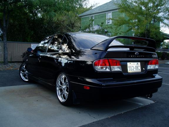 Another Ruben2004 2000 Infiniti G post... - 4343367