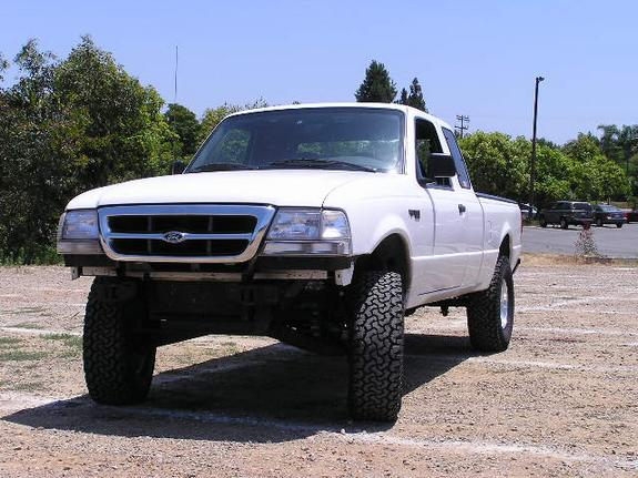 lifted 2000 ford ranger stepside 2000 ford ranger 4wd baja pictures to - 2000 Ford Ranger Lifted