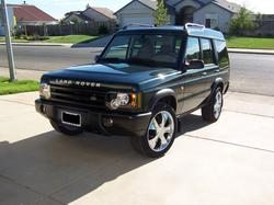 tktcolr 2000 Land Rover Discovery