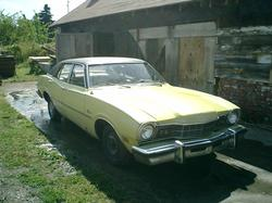 edwardldogs 1974 Mercury Comet