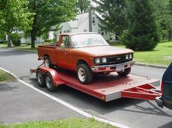 luvrider1 1977 Chevrolet LUV Pick-Up