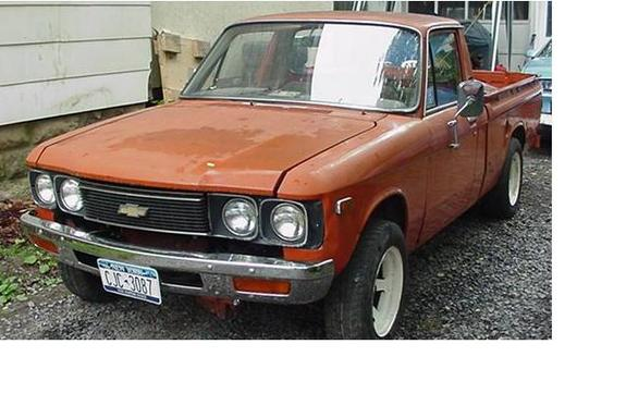 1977 Chevrolet Luv Related Keywords & Suggestions - 1977
