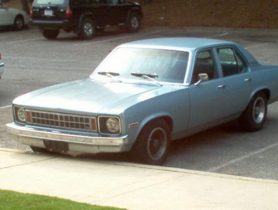 Blue1976nova 1976 Chevrolet Nova Specs Photos