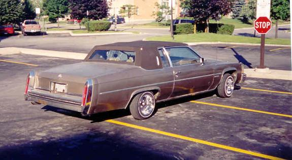 Another big_vatos_coupe 1983 Cadillac DeVille post... - 4353964