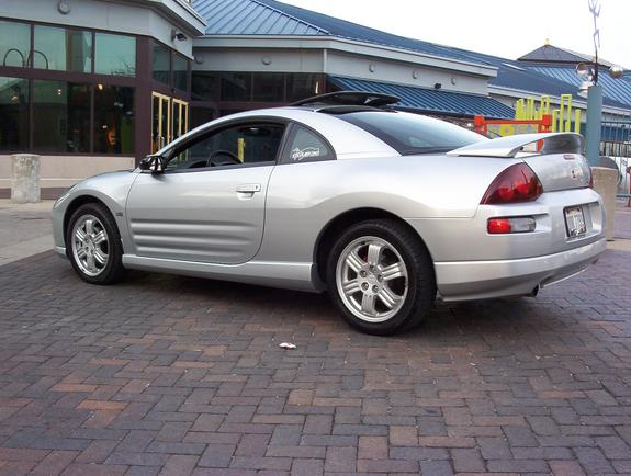 Another clipse_gt 2001 Mitsubishi Eclipse post... - 4356539