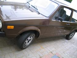 TheBrownRabbit 1976 Volkswagen Rabbit