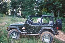 fyrdudes 2005 Jeep CJ5