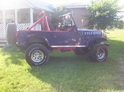 LyleStyle83s 1983 Jeep CJ7