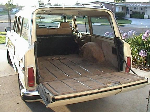Another mcmeeence 1987 Jeep Grand Wagoneer post... - 4361687
