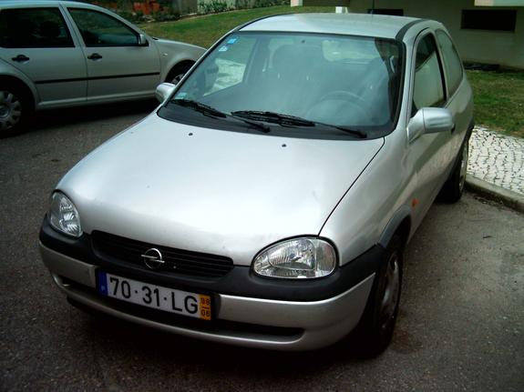 paulom 1998 opel corsa specs photos modification info at cardomain. Black Bedroom Furniture Sets. Home Design Ideas