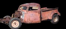 RatRod 1937 Ford F150 Regular Cab