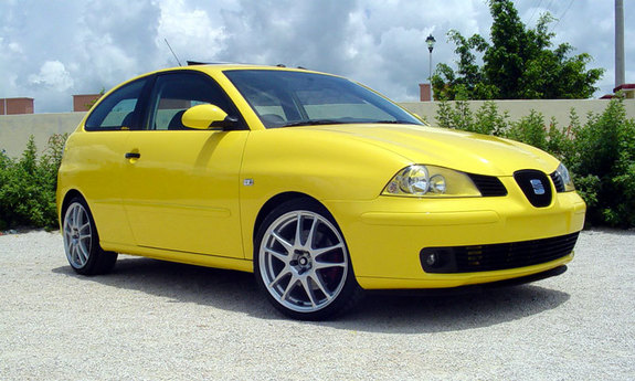probo 2003 seat ibiza specs photos modification info at cardomain. Black Bedroom Furniture Sets. Home Design Ideas