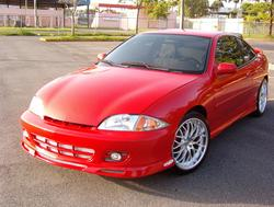 redcavy01s 2001 Chevrolet Cavalier