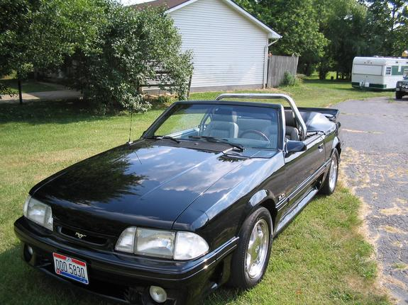 dls322 1988 Ford Mustang 4369534
