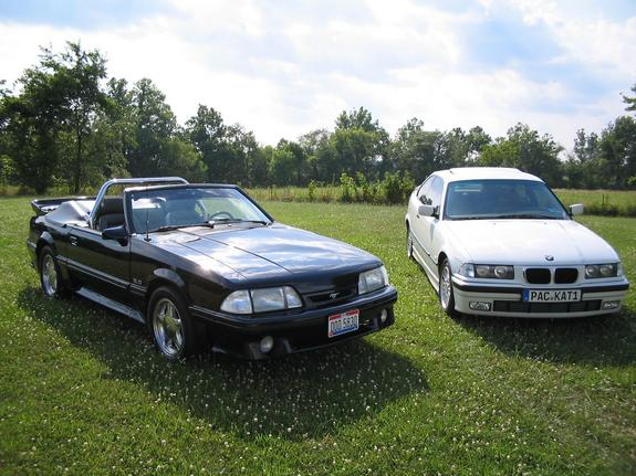 dls322 1988 Ford Mustang 4369535