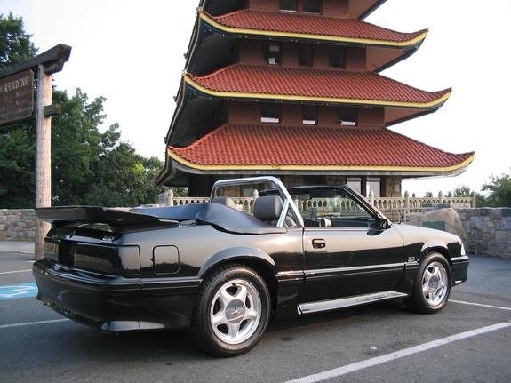 dls322 1988 Ford Mustang